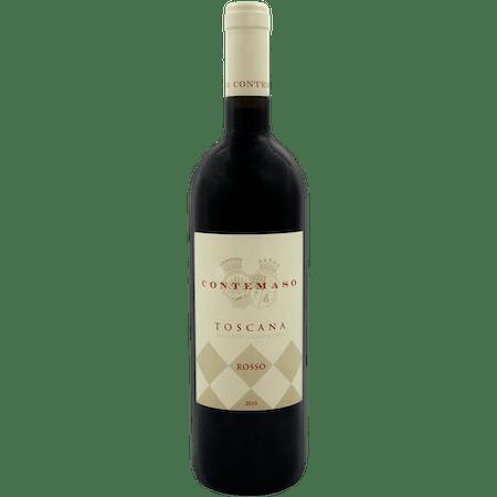 """Toscana Rosso """"Supertuscan"""" 2010 - Contemaso"""